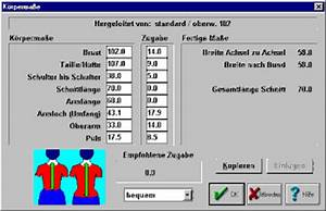 Konfektionsgröße Berechnen : stricknetz was kann designa knit seite2 rund um die themen stricken maschinestricken ~ Themetempest.com Abrechnung