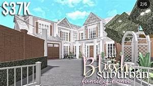 Blush, Suburban, Family, Home, Exterior, Only