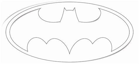 batman insignia template clipartsco