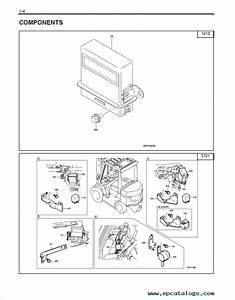 Download Toyota 7 Fdf Series Forklifts Set Pdf Manuals