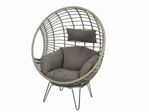 Fauteuil En Resine : fauteuil de jardin en r sine tress e mod le london couleur au choix ~ Teatrodelosmanantiales.com Idées de Décoration
