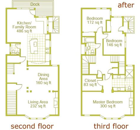 photos and inspiration large townhouse floor plans 22 best images about interior project on