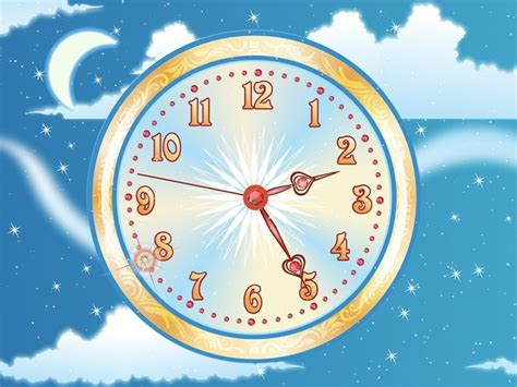 Animated Clock Wallpaper For Pc - animated clock wallpaper for pc