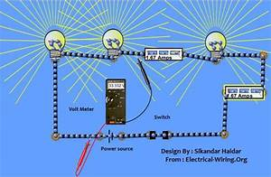 Single Phase Energy Meter Connection Diagram Kwh