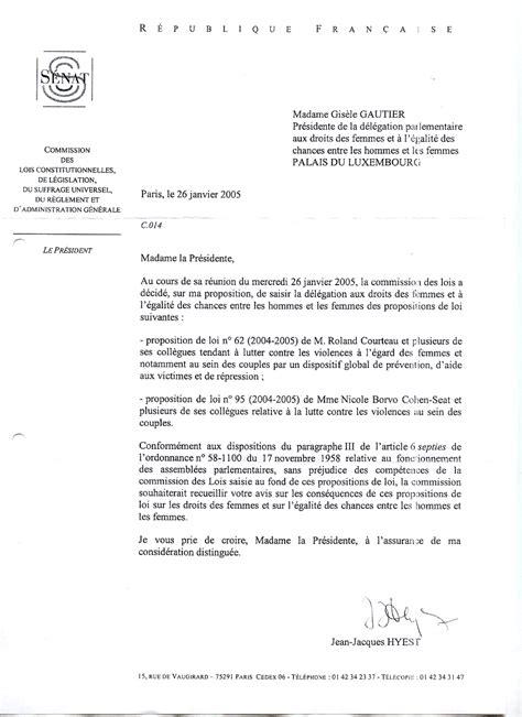 modèle lettre saisine comité médical proposition de loi renfor 231 ant la pr 233 vention et la