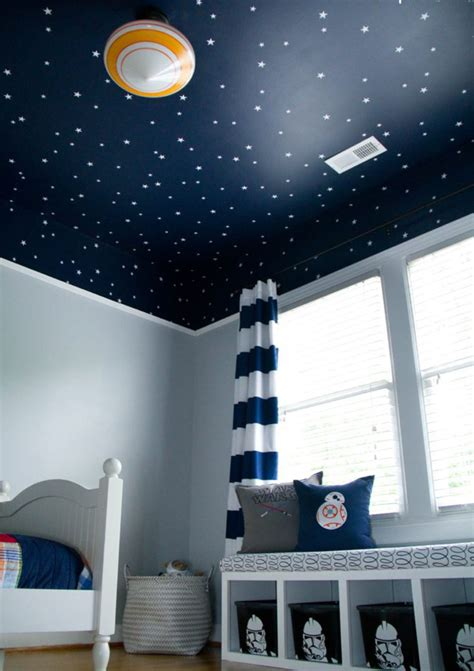 magic og night sky  kids room  kids interiors