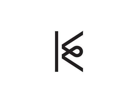 kw monogram monograms graphic design inspiration  brand identity