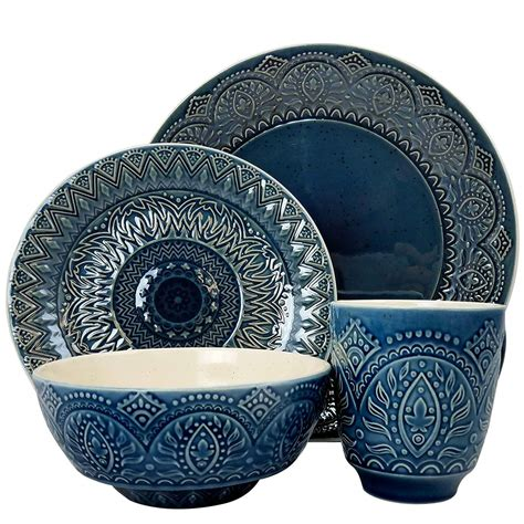 dinnerware everyday sets stoneware