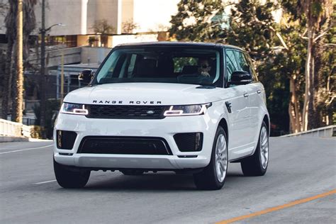 Land Rover Range Rover Sport 2019 by 2019 Land Rover Range Rover Sport Review Gearopen