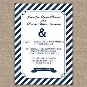 navy blue simple elegant nautical wedding invitations With wedding invitation marine design