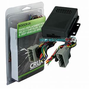 Chrysler Car Stereo   Radio Replacement Wiring Interface