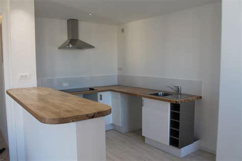 fabriquer un bar de cuisine fabriquer un comptoir de cuisine en bois