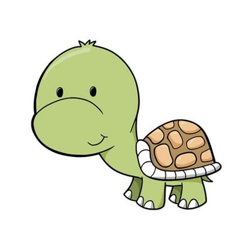 animated baby turtle clipart  clipartsco