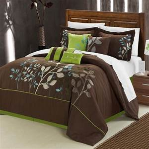 chic home bouquet 12 piece comforter set queen beige cheap With discount bedding websites