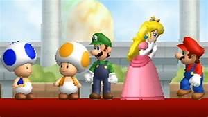 New Super Mario Bros Wii 100 Walkthrough Part 1