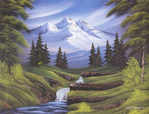 Bob Ross Paintings, Bob Ross