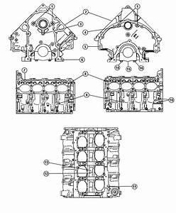 Jeep Grand Cherokee Engine  Short Block  Remanufactured