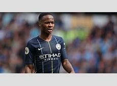 Real Madrid want Manchester City forwardRaheem Sterling