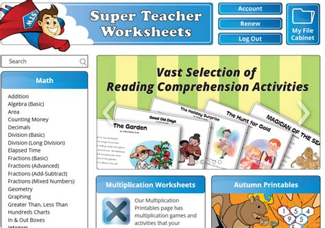 super teacher worksheets grade 7 the mcclanahan 7 super teacher worksheets review hsreviews