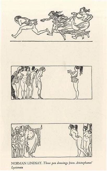Lindsay Norman Lysistrata Illustrations Aoi Fulltable Vts