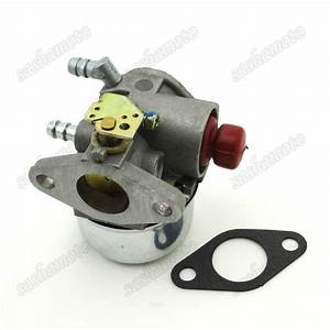 Carb Carburetor For Tecumseh Powersport Manco 5 5hp 6hp 6