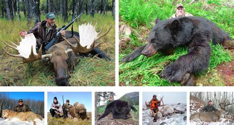 Hunting Canada