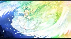 anime angel - Anime Paradise Fanart