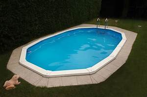 Pool Für Kleinen Garten : stahlwand schwimmbecken riva der kleine pool f r den ~ Whattoseeinmadrid.com Haus und Dekorationen