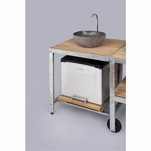 Grill Für Outdoor Küche : outdoor k che mit monolith grill sp le und k hlbox ~ Sanjose-hotels-ca.com Haus und Dekorationen