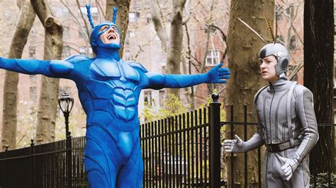 Resumed Tv Series by The Tick Series To Resume In February 2018