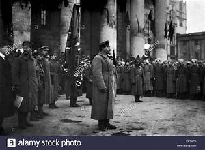 Moscow. People's Commissariat on Navy Leon Trotsky makes a ...