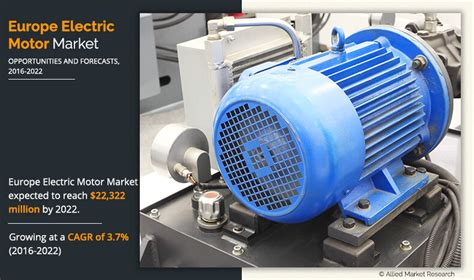 Electric Motors Europe by Europe Electric Motor Market Size And Industry Analysis