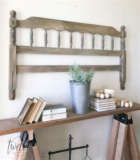 Shop a great range of interior decor & accessories. Thrift Store Headboard to Farmhouse Style Wall Decor - Twelve On Main