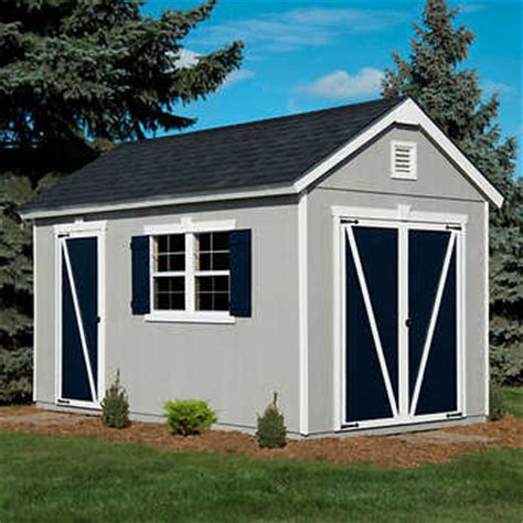 outdoor storage sheds barns costco