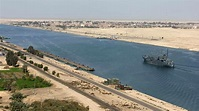 Egypt's Suez Canal Achievement Shows Economic Progress ...