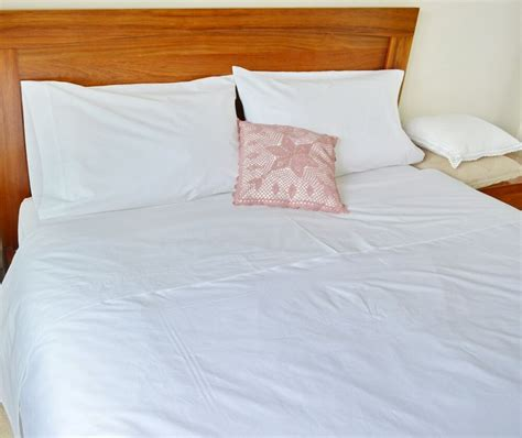 queen bed sheet cotton white fitted flat pcs superfine percale ebay