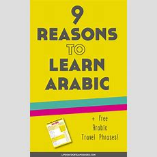 9 Reasons To Learn Arabic (+ The Best Resources To Start Studying It)  Lindsay Does Languages