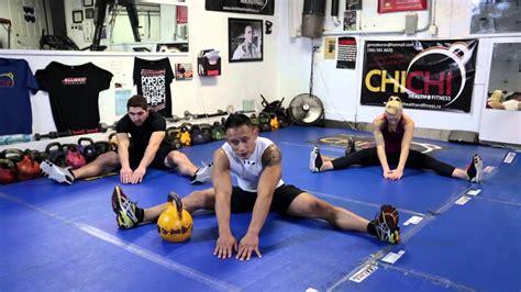 kettlebell workout beginner down beginners cool flat exercises