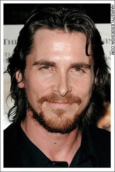 Hair Styles Cut Artist Actor Christian Bale Hairstyles