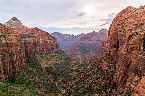 Zion Canyon  Canyon Overlook Trail  Buettnerto Blog