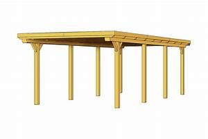 Haus Bausatz Holz : holz carport bausatz skanholz emsland flachdach ~ Whattoseeinmadrid.com Haus und Dekorationen