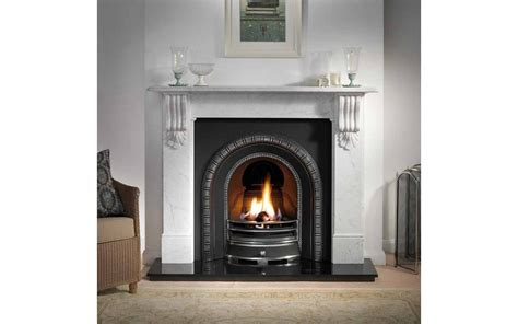 20 inch stove henley and kingston marble fireplace