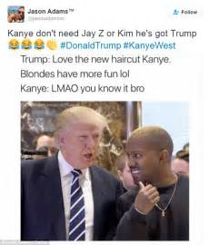 Memes Mock Donald Trumps Meeting With Kanye West Daily