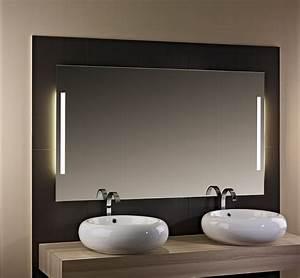 Badspiegel 80 X 60 : sonderangebot led badspiegel badezimmer spiegel wandspiegel 80 x 60 cm ebay ~ Bigdaddyawards.com Haus und Dekorationen