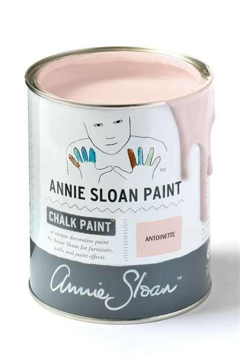 antoinette chalk paint by sloan 1 litre pot