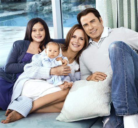family kelly preston