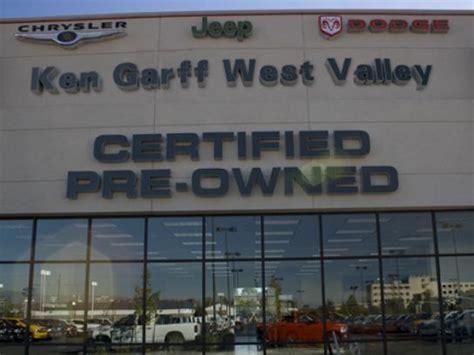 ken garff west valley chrysler jeep dodge ram salt lake