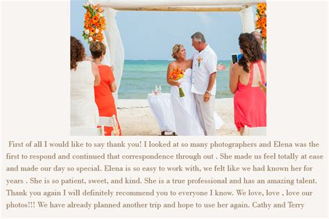 Isla Mujeres Photographer Review