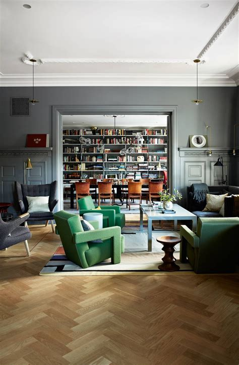 Ask a local: Stockholm | White wainscoting, Dining room ...