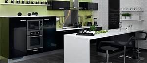 cuisines hygna modles indogate cuisine moderne en bois With model element de cuisine photos